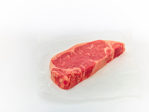 Private Selection™ Choice Angus Top Loin Strip Steak Perspective: left
