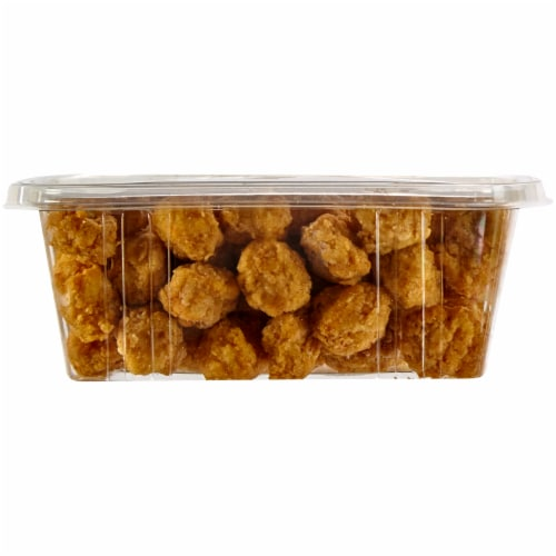Fresh Foods Market Popcorn Chicken Perspective: left