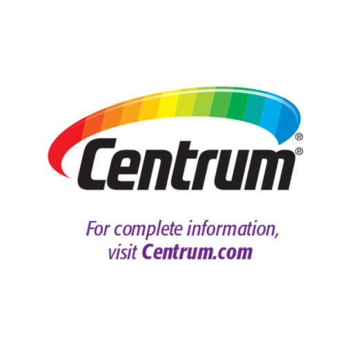 Centrum Women Mulitvitamin / Multimineral Supplement Tablets Perspective: left