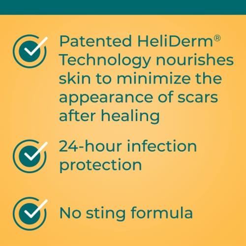 Neosporin Original First Aid Antibiotic Ointment Perspective: left