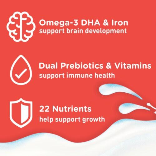 Enfagrow Premium Toddler Next Step Natural Milk Drink Perspective: left