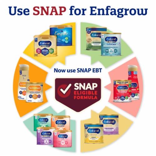 Enfagrow Premium Gentlease Toddler Nutritional Drink Perspective: left
