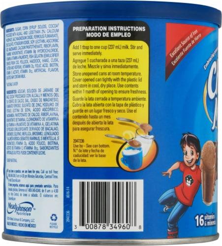 Choco Milk Chocolate Drink Mix Perspective: left