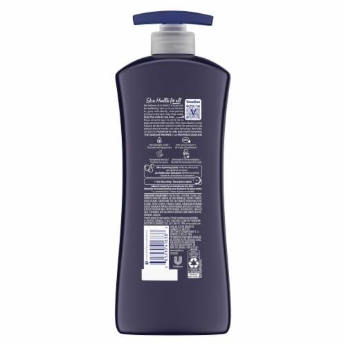 Vaseline Men Fast Absorbing Body & Face Lotion Perspective: left