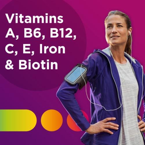 Centrum® Women Multivitamin/Multimineral Supplement Tablets Perspective: left