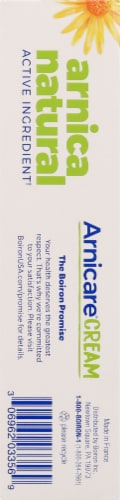 Boiron Arnicare Pain Relief Cream Perspective: left