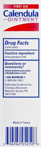 Boiron Calendula First Aid Ointment Perspective: left
