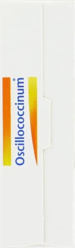 Boiron Oscillococcinum Perspective: left
