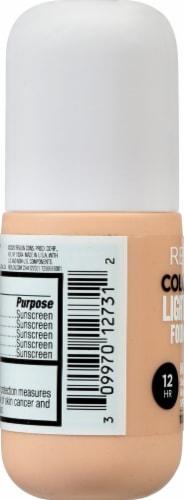 Revlon ColorStay Porcelain Light Cover Foundation SPF 35 Perspective: left