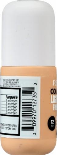 Revlon ColorStay Creme Brulee Light Cover Foundation SPF 35 Perspective: left