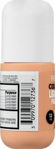 Revlon ColorStay Natural Beige Light Cover Foundation SPF 35 Perspective: left