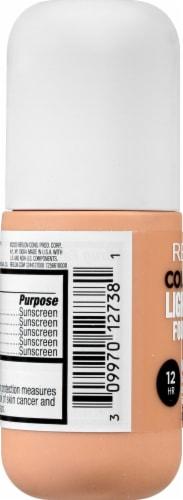 Revlon ColorStay Medium Beige Light Cover Foundation SPF 35 Perspective: left