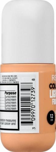 Revlon ColorStay Tawny Light Cover Foundation SPF 35 Perspective: left