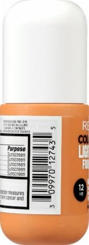 Revlon ColorStay Caramel Light Cover Foundation SPF 35 Perspective: left