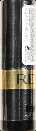 Revlon Super Lustrous 660 Berry Haute Creme Lipstick Perspective: left