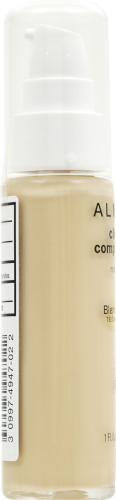 Almay Clear Complexion Buff Foundation Perspective: left