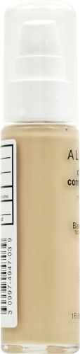 Almay Clear Complexion Naked Foundation Perspective: left