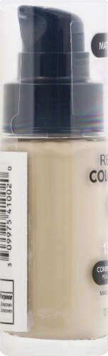 Revlon Colorstay Makeup Foundation Matte Finish for Combination/Oily Skin Makeup Perspective: left