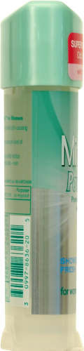 Mitchum Mitchum Clear Gel Antiperspirant & Deodorant, Shower Fresh 3.4 oz Perspective: left