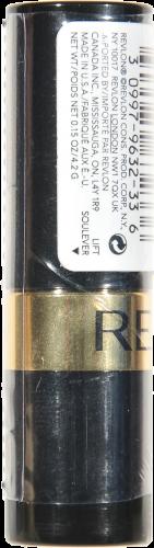 Revlon Super Lustrous Plumalicious Pearl Lipstick Perspective: left