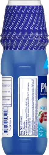 Phillips'® Milk of Magnesia Wild Cherry Flavor Liquid Perspective: left