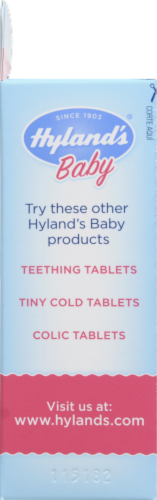 Hyland's Baby Homeopathic Infant Earache Drops Perspective: left