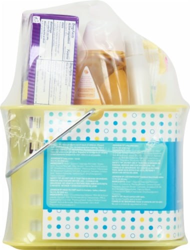 Johnson's Bath Discovery Baby Gift Set Perspective: left