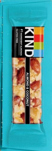 KIND Almond & Coconut Fruit & Nut Bars Perspective: left
