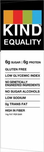 KIND Milk Chocolate Almond Bars Perspective: left