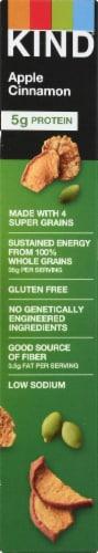KIND Cereal Apple Cinnamon Super Grain Flakes Perspective: left