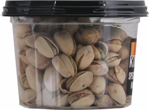 KIND® Roasted Salted In-Shell Pistachios Perspective: left