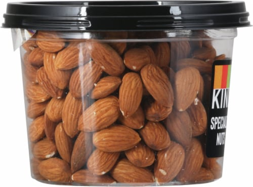 KIND® Raw Almonds Perspective: left