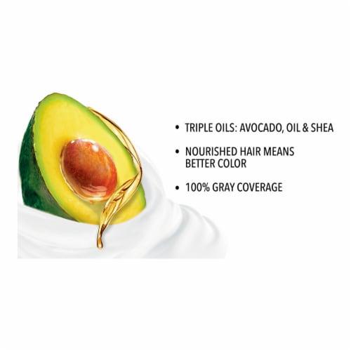 Garnier Nutrisse 452 Dark Reddish Brown Hair Color Perspective: left