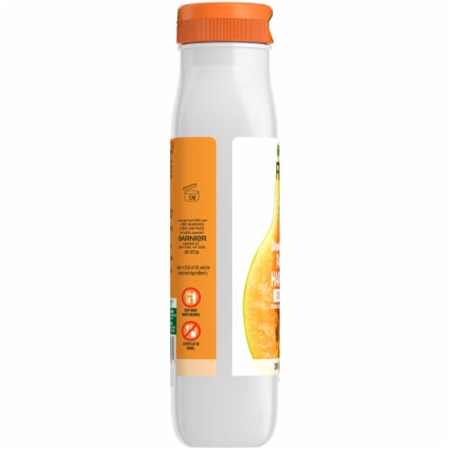 Garnier® Fructis® Papaya Extract Damage Repairing Treat Conditioner Perspective: left