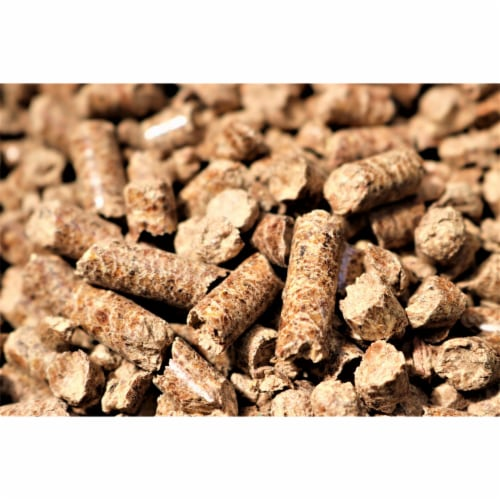 Bear Mountain BBQ 100% Natural Hardwood Maple Sweet Flavor Pellets, 20 Pounds Perspective: left