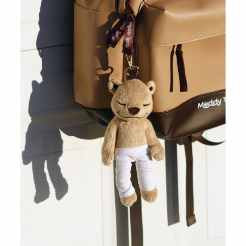 Meddy Teddy Keychain Perspective: left