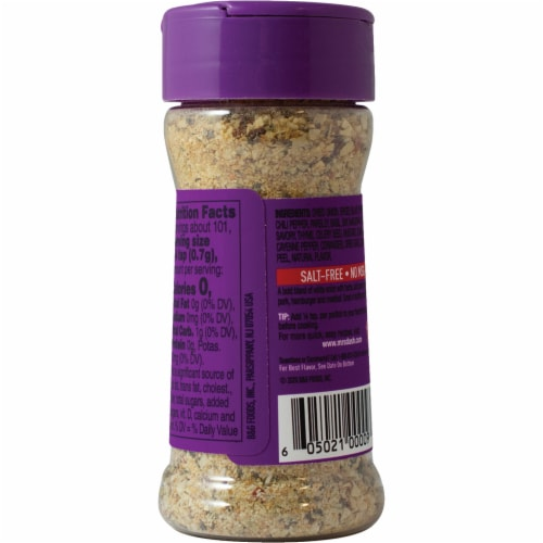 Mrs. Dash Onion & Herb Seasoning Blend Perspective: left