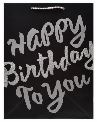 American Greetings #3 Birthday Gift Bag Perspective: left