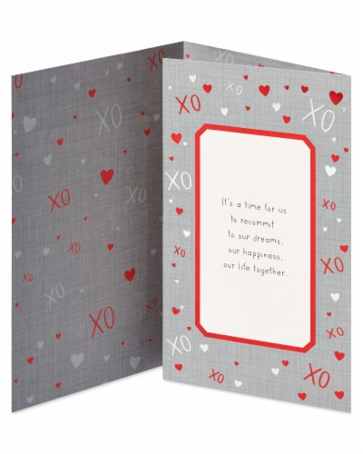 American Greetings #63 Valentine's Day Card for Husband (Great Memories) Perspective: left