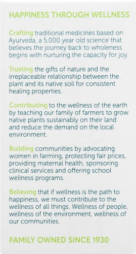 Himalaya Hello Joy Herbal Mood Support With Ashwagandha Vegetarian Capsules Perspective: left
