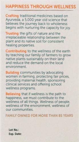 Himalaya Herbal Healthcare Organic Amla Herbal Supplement Caplets Perspective: left
