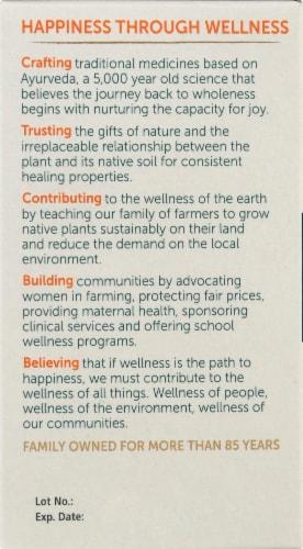 Himalaya Herbal Healthcare Triphala Caplets Perspective: left