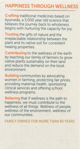 Himalaya Organic Garlic Herbal Supplement Caplets Perspective: left