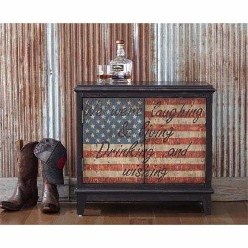 Welt Trim Upholstered Wood Farmhouse Loveseat Perspective: left