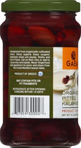Gaea Organic Pitted Kalamata Olives Perspective: left