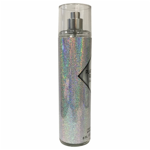 Paris Hilton Platinum Rush Fragrance Mist Perspective: left
