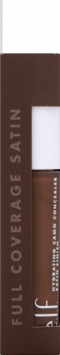 e.l.f Cosmetics Rich Ebony Hydrating Satin Camo Concealer Perspective: left
