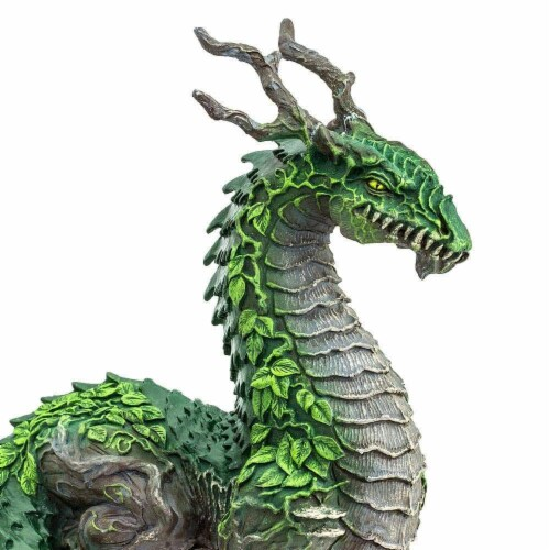 Jungle Dragon Toy Perspective: left