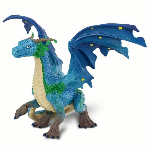 Earth Dragon Toy Perspective: left