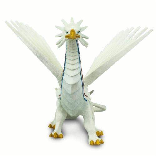 Safari 100252 Freedom Dragon Figurine, Multi Color Perspective: left